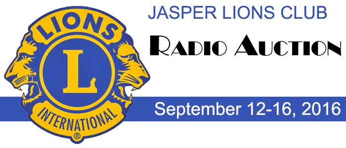 55th Annual Radio Auction Information